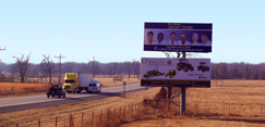 Kansas Outdoor Advertising billboard
