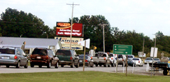 Kansas Outdoor Advertising high-traffic locations